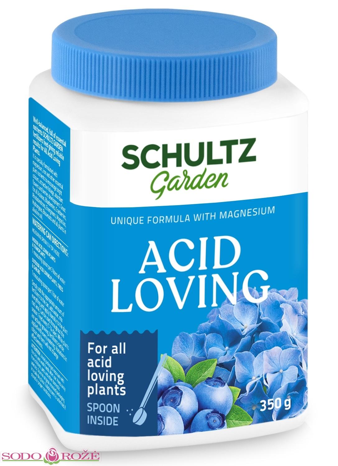 SCHULTZ Acid Loving (Rūgščios trąšos) 350g