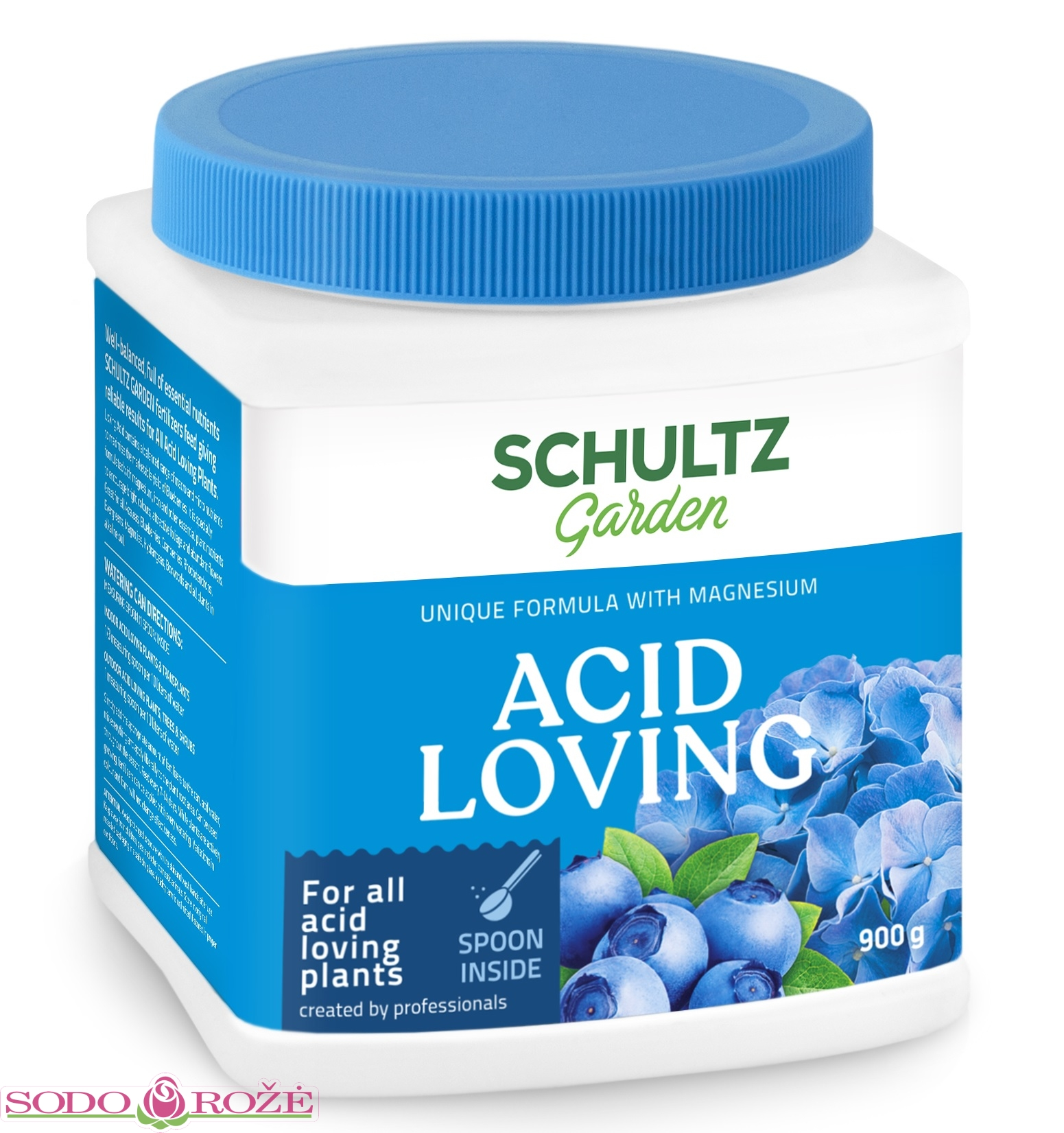 SCHULTZ Acid Loving (Rūgščios trąšos) 900 g