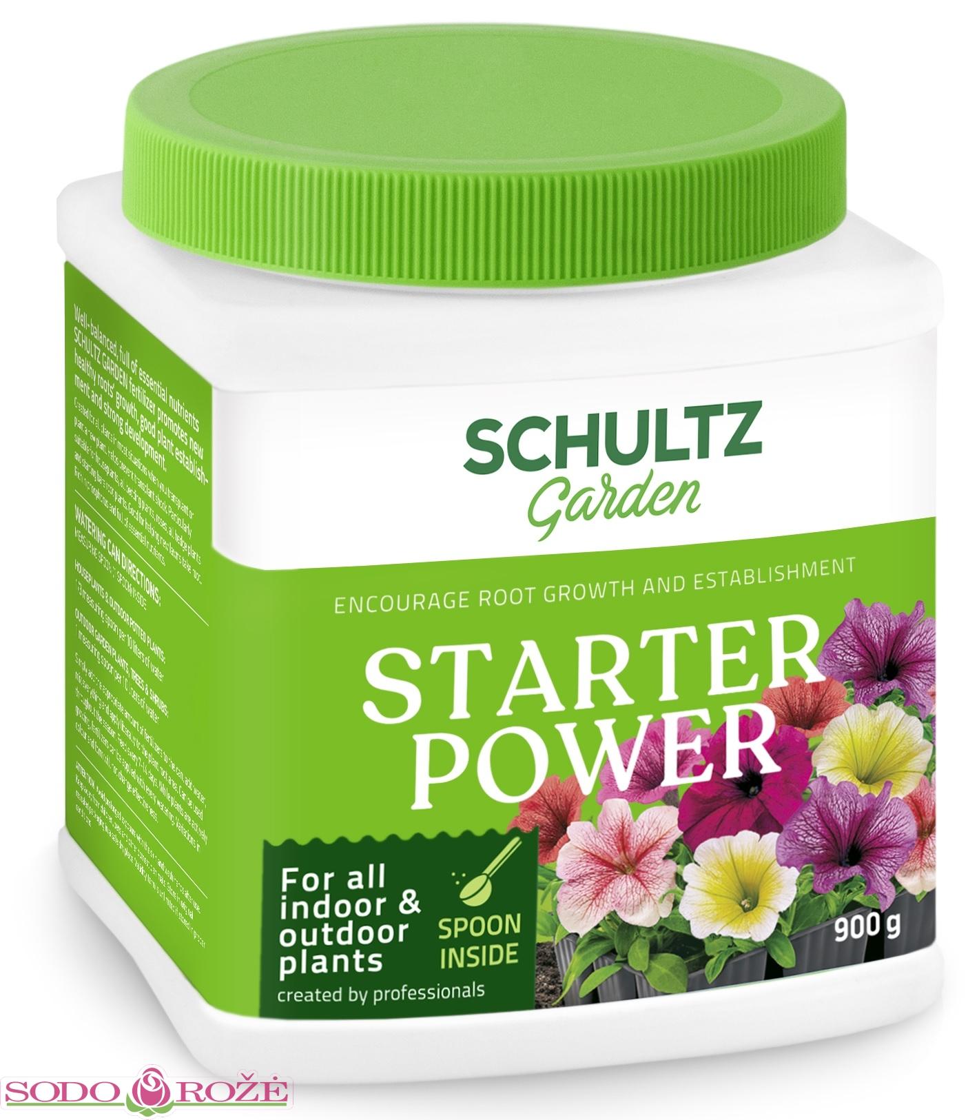 SCHULTZ Starter Food (Persodinimo stimuliatorius) 900 g
