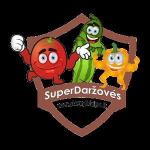 Superdaržovės logo