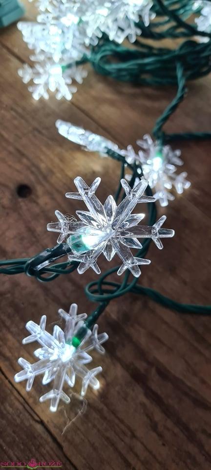 Kalėdinė eglutės girlianda